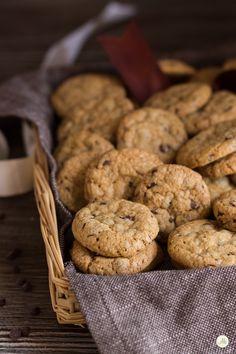 Cookies Americani - biscotti al cioccolato | Aryblue