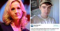 #World #News  J.K. Rowling made a major correction to this 'Daily Mail' tweet  #StopRussianAggression #lbloggers @thebloggerspost
