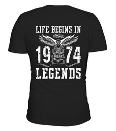 LIFE BEGINS IN 1974 LEGENDS   => Check out this shirt by clicking the image, have fun :) Please tag, repin & share with your friends who would love it. #Disability #Disabilityshirt #Disabilityquotes #hoodie #ideas #image #photo #shirt #tshirt #sweatshirt #tee #gift #perfectgift #birthday #Christmas