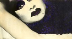 Patssi Valdez, Portrait of Sylvia Delgado, c. early 1980s.