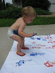 120+ creative activities to do with kids ages 1-3. lots of sensory fun