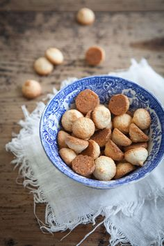[ made by mary ] Almond biscuits