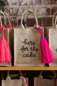 Our Royal Wedding Viewing Party! – Studio DIY Our Royal Wedding Viewing Party! Wedding Favor Bags, Party Favor Bags, Birthday Party Favors, Burlap Favor Bags, Bridesmaid Gift Bags, Party Party, Bridesmaids, Royal Wedding Guests Outfits, Royal Wedding Themes