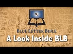 bible search and study tools blue letter bible