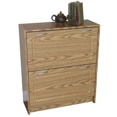Found it at Wayfair - Adams Shoe Cabinet in Oakhttp://www.wayfair.com/daily-sales/p/Clear-Clutter-with-Chests-%26-More-Adams-Shoe-Cabinet-in-Oak~FDC1326~E13104.html?refid=SBP.rBAZEVNlMYWwqll7Ot-jAgpXo4Ryr0pijfPpsJ_GF0c