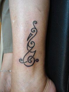 koru tattoo | Fern Tattoos Koru Pattern