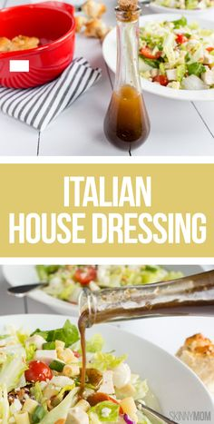 DRESSING on Pinterest | Salad Dressings, Vinaigrette and Dressing