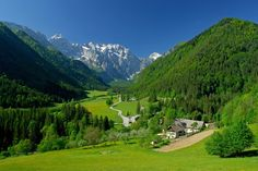 One of the most beautiful alpine valleys.