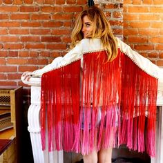 #emmetrend #fashionblogger #fashionista #chiaraferragni #trend #musthave #style #theblondesalad #tbscrew #styleblog #streetstyle #streetwear #streetfashion #streetchic #losangeles #fringes #moda #blogger #voguistas #musthave #oodt #outfit #look #inspiration