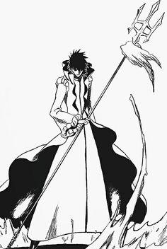 Bleach - Kaien Shiba