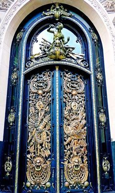 Beautyful door         I HAVE ONE EXPLANATION:  WOW!!!      ccp