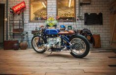 CAFE RACER | BMW R100/7 Cafe by Kingston Custom