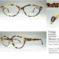 GUCCI vintage lunettes www.vintagelunettes.com