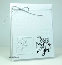 Snippets: Merry and Bright