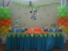 decoracion de doki
