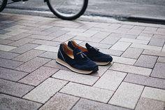 Quarter Jogger Tokyo - Navy