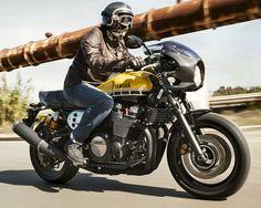 Yamaha Xjr 1300, Retro Bike, Café Racers, Street Tracker, Hot Rides, Moto Style, Custom Motorcycles, Scrambler, Bobber
