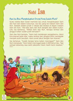 Nabi Isa Menghidupkan Orang Mati