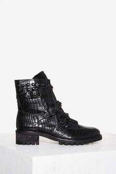 Schutz Suleni Leather Boot - Boots + Booties | Best Sellers | Last Chance