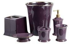 1000 images about bathroom on pinterest plum bathroom for Plum bathroom ideas