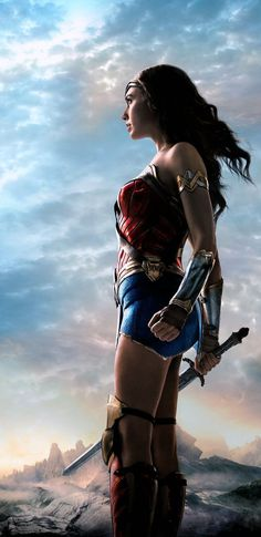 Wonder Woman Faces New Threats in Dead Earth Wonder Woman Art, Wonder Woman Kunst, Gal Gadot Wonder Woman, Wonder Woman Movie, Wonder Women, Amazons Wonder Woman, Wonder Woman Cosplay, Héros Dc Comics, Dc Universe