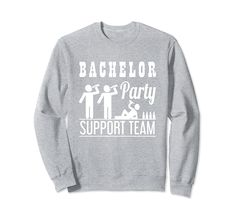 Amazon.com: Mens Funny Wedding Bachelor Party Sweatshirt For Guys: Clothing Wedding Humor, Guys, Amazon, Sweatshirts, Funny, Party, Clothing, Sweaters, Men