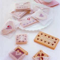 Glassine Treat Envelopes
