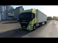 Euro Truck Simulator 2 - Iveco Hi-Way - NaturaLux - Eastern Europe - Craiova - Seghedin Truck Simulator, Truck Games, Soft Drink, Twitch Tv, Eastern Europe, Trucks, Pop Drink, Truck, Soda
