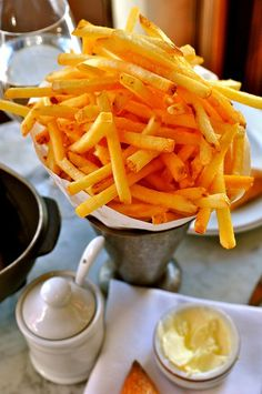 Why call them French fries when so many people in America eat them. The unhealthy yet delicious truth.