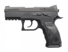 The Swiss make more than watches.... Sphinx Tactical -Black 9mm DA/SA