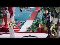 Sofi Tukker's Video For 'Drinkee' Is A Psychedelic Dance Party - http://nprillinois.org/post/sofi-tukkers-video-drinkee-psychedelic-dance-party