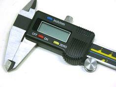 Tolómérő 150mm-es, digitális