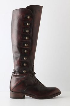 I am such a sucker for a tall riding boot...