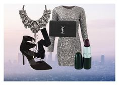 """""""Untitled #9"""" by mindofiris on Polyvore featuring Topshop, Slate & Willow and Yves Saint Laurent"""