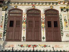 Malacca chinatown, Malaisie