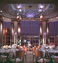 San Francisco wedding- The Westin St. Francis- Banquet Room