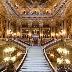 The main entrance to Opera Garnier (Loic Lagarde)
