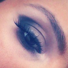 Smokey Eye Detail!