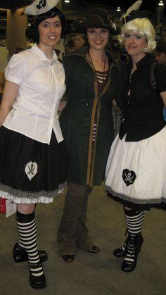first Pirate Lolita SDCC