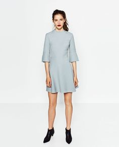 Image 1 of A-LINE DRESS from Zara