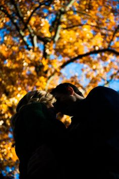 Fall Pennsylvania Engagement session from Craig Photography
