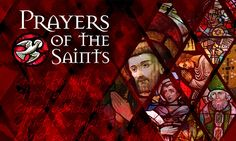Prayers of the Saints | Ministry series identity for The Orchard Community