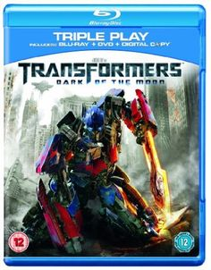Transformers: Dark of the Moon Blu-ray - Before you watch Age of Extinction be sure to check this outrageously furious movie!