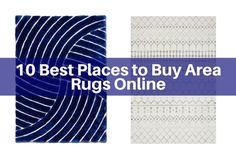 Where to shop for the best and most affordable places area rugs online. Rug Under Bed, Affordable Carpet, Affordable Bedding, Inspiral Carpets, Homemade Rugs, Nourison Rugs, Carpet Remnants, Coastal Area Rugs, Flooring Near Me
