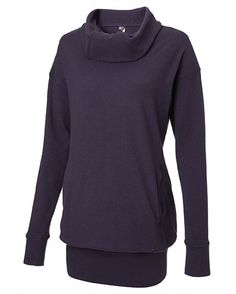Indulgence Tunic Dress | long sleeved tops | Sweaty Betty