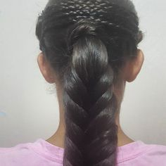 Top 100 cute braided hairstyles photos Good Morning!!!!!!! Get rid of your #mondayblues with a fun fishtail braid and a quad braided band 💁💋🕶💄 #braided #hairoftheday #hairofinstagram #haironfleek #hair #hairinspiration #style #stylist #hairporn #hairart #french #braids #frenchbraids #braidedhairstyles #braidedbeauty #hairdesign #fishtailbraid #pink #cute #fun #naturalhair #caribbean #trinidad #islandgirl #islandlife #redwoman #healthyhair