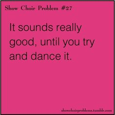 583 Best Show Choir images | Choir, Choir humor, Choir memes