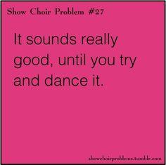 Show choir.