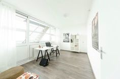 Twee of drie slaapkamers? Of één  grote slaapkamer plus een ruim en  licht kantoor? Wat jij wilt!