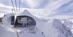 Cable Car Stations Gaislachkogl - Picture gallery